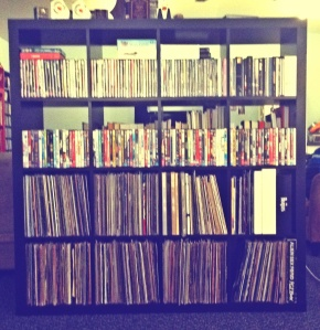 You have to store you vinyl somewhere