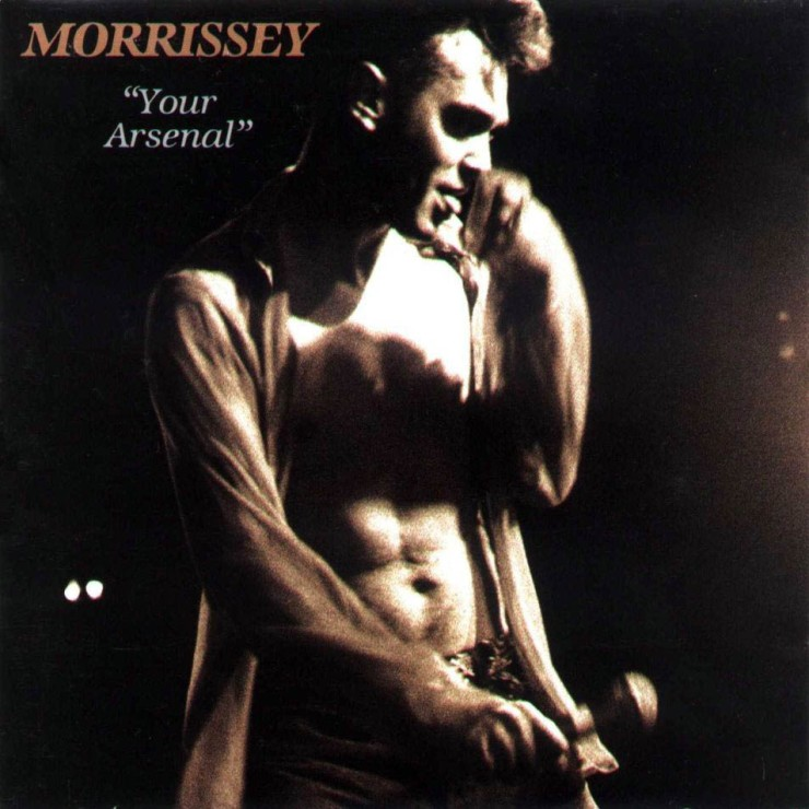 Morrissey-Your_Arsenal