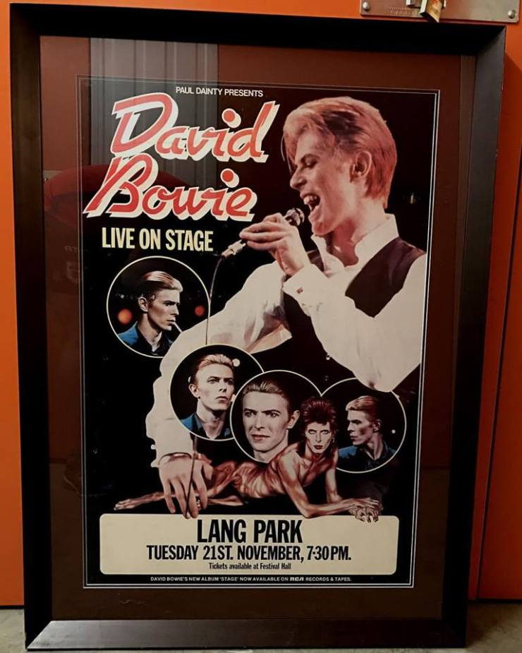1978 Tour poster