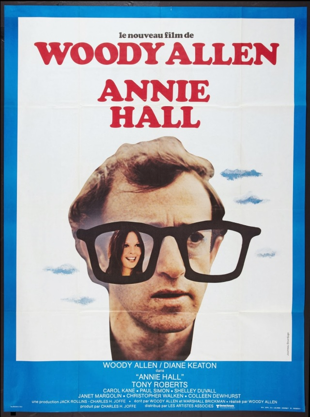 ANNIE HALL - French Poster by Jouineau Bourduge.jpg